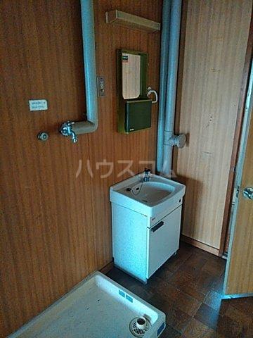 コーポ大野 305号室の洗面所