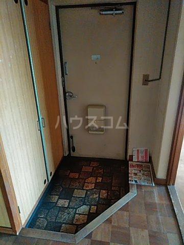 コーポ大野 305号室の玄関