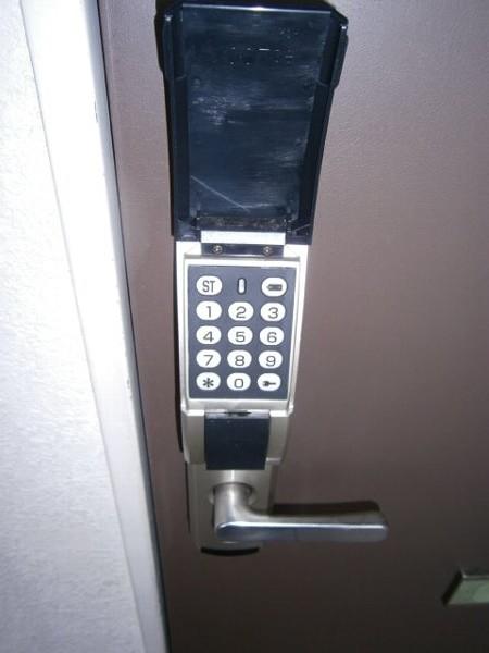 ヴィラエスポワール 102号室のセキュリティ