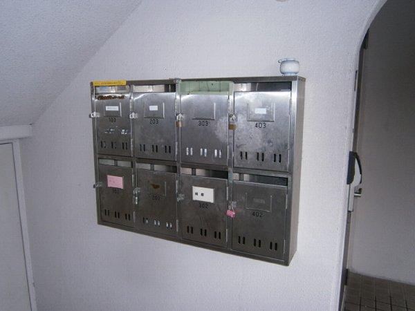 ヴィラエスポワール 402号室の設備
