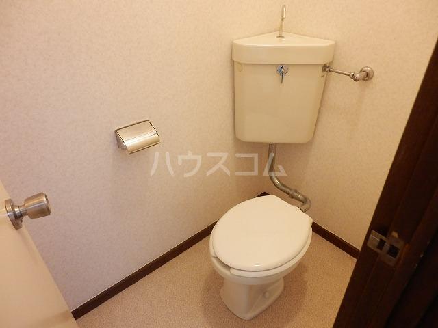 杉浦ビル 304号室のトイレ