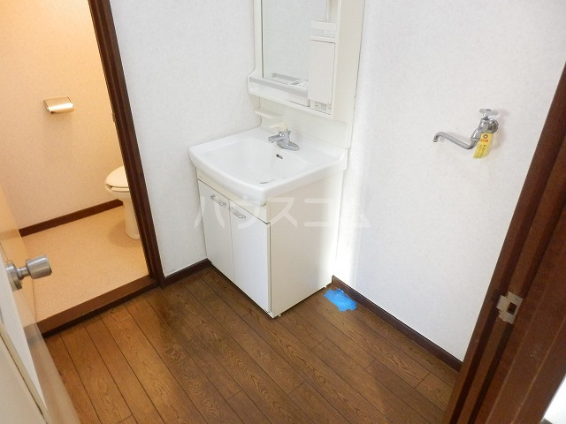 杉浦ビル 304号室の洗面所