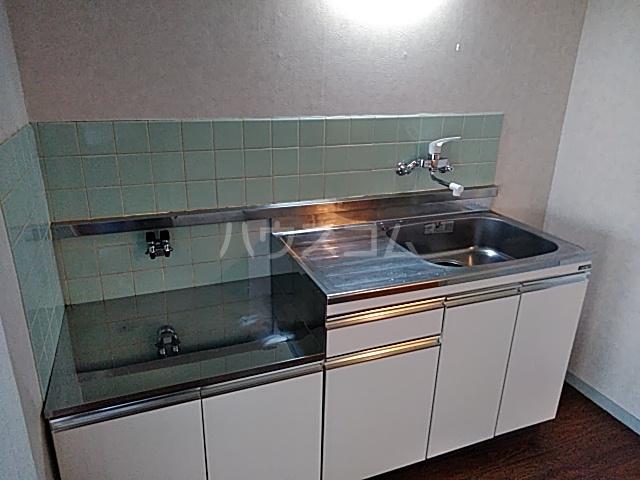 ベラーノ 103号室のキッチン