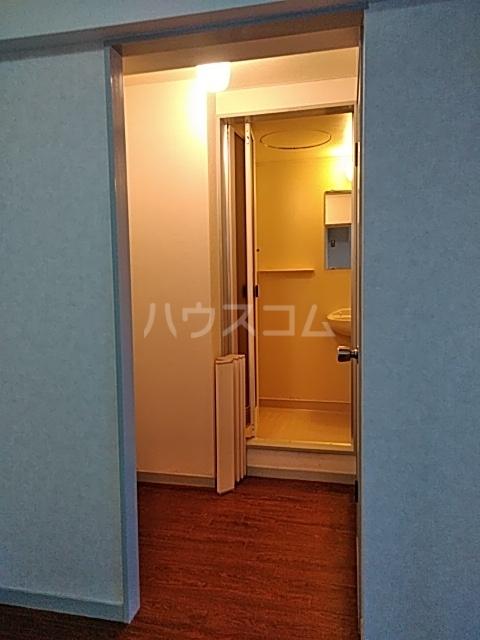 ベラーノ 103号室のトイレ