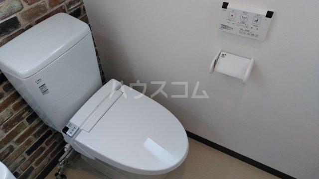 フルーツデール瑞江のトイレ