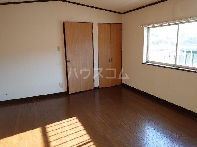 クリークサイドC棟の居室