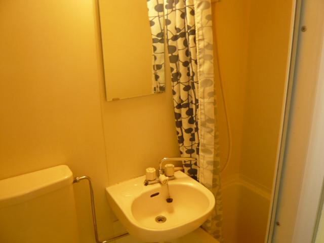 メゾンフジ 102号室の洗面所