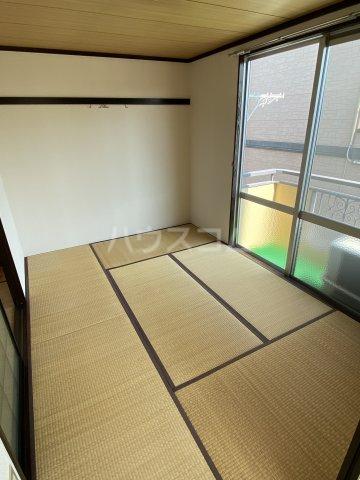 エステート沓谷 201号室の居室