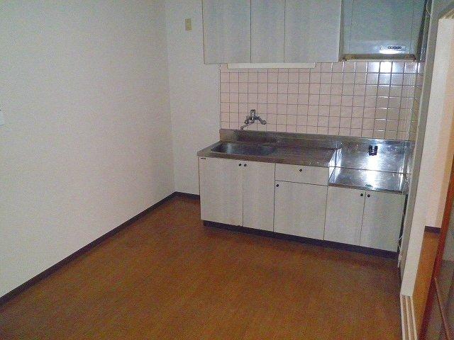 グランシャリオ 305号室のキッチン