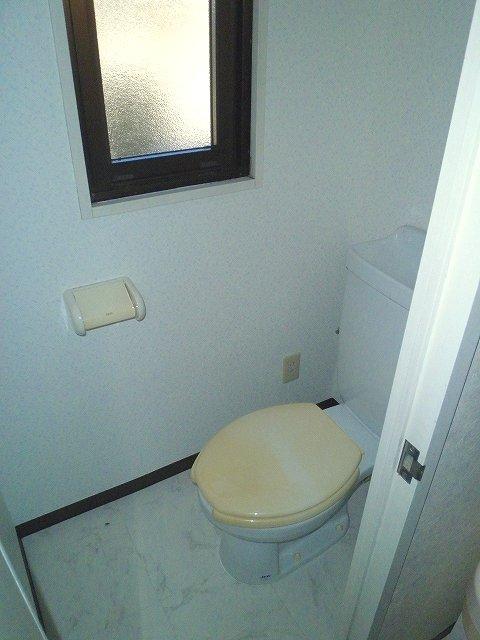 グランシャリオ 305号室のトイレ
