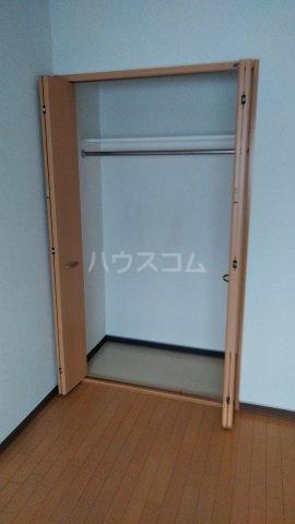 クレールメゾン 303号室の収納