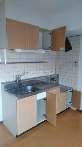 クレールメゾン 303号室のキッチン