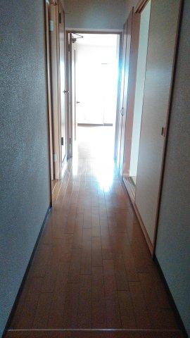 クレールメゾン 303号室の玄関