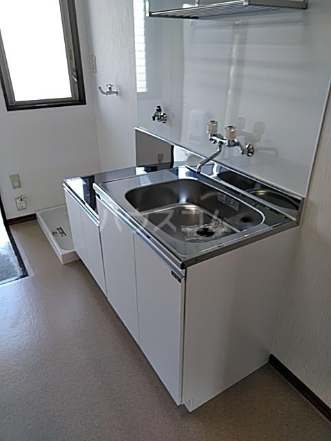 ラビットハウス 101号室のキッチン