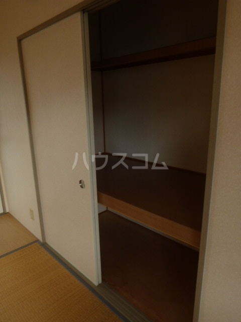 ジョイキット 202号室の収納