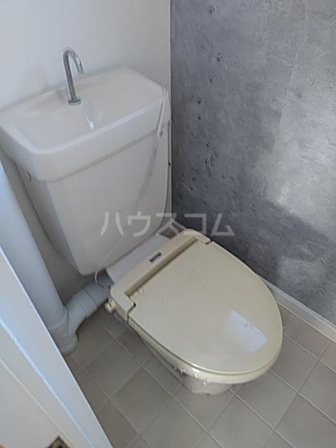 ハイデンス青木 102号室のトイレ