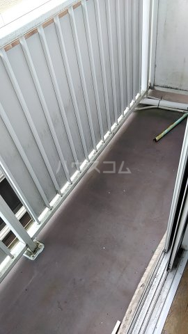 SKクオリティーNo2 203号室のバルコニー