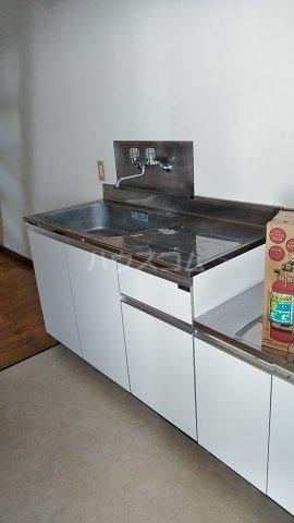 SKクオリティーNo2 203号室のキッチン