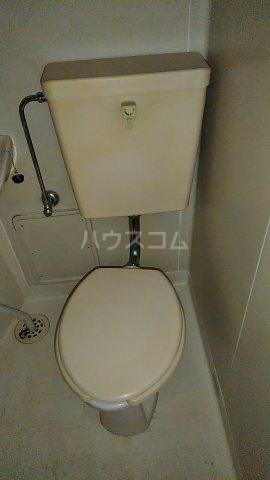SKクオリティーNo2 203号室のトイレ