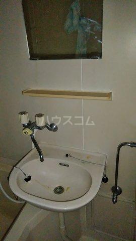 SKクオリティーNo2 203号室の洗面所