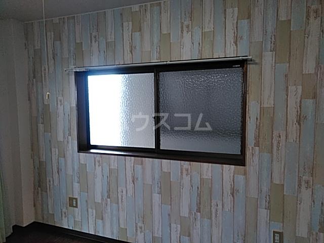 メゾンノース 101号室のベッドルーム