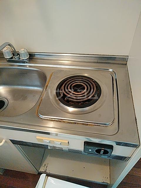 メゾンノース 101号室のキッチン