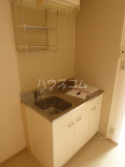 ウィル 101号室のキッチン
