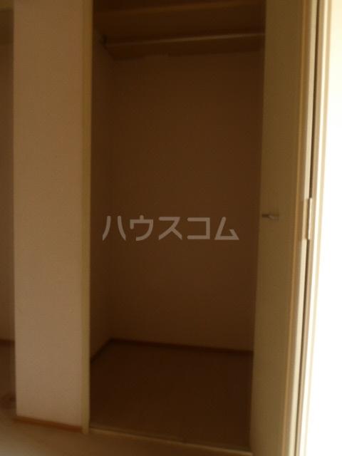 ウィル 101号室の玄関
