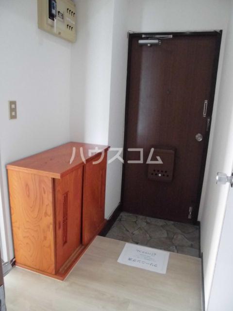 モンテベルデ高野 206号室の玄関