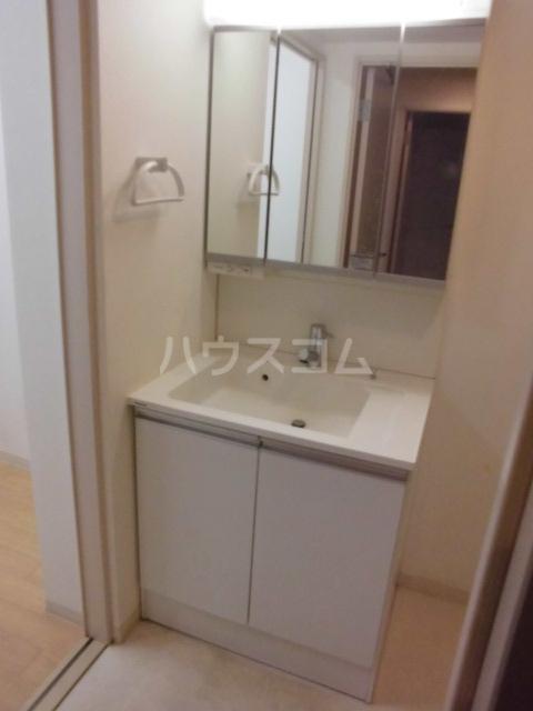 ラフェリア 102号室の洗面所