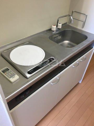 COZY広野 202号室のキッチン