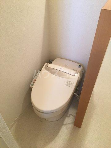 COZY広野 202号室のトイレ