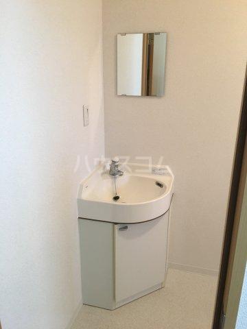 COZY広野 202号室の洗面所