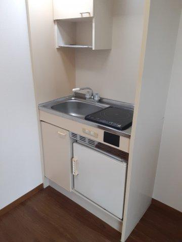 パークサイド 103号室のキッチン
