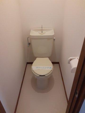 パークサイド 103号室のトイレ