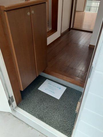 パークサイド 103号室の玄関