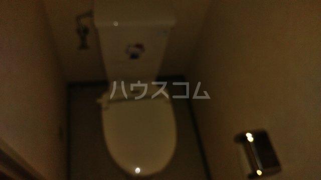 パストラル田奈 302号室のトイレ