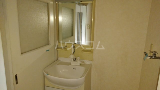 パストラル田奈 302号室の洗面所