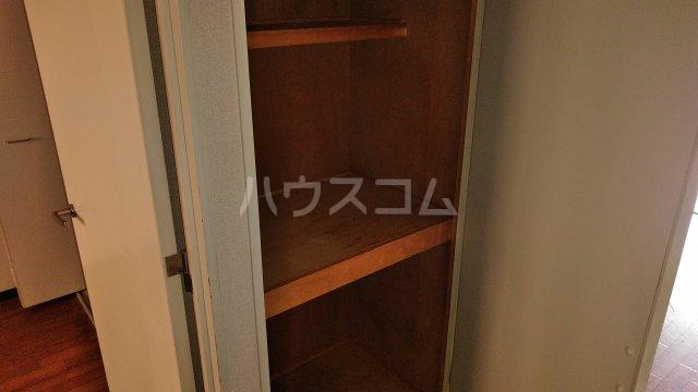 パストラル田奈 302号室の収納