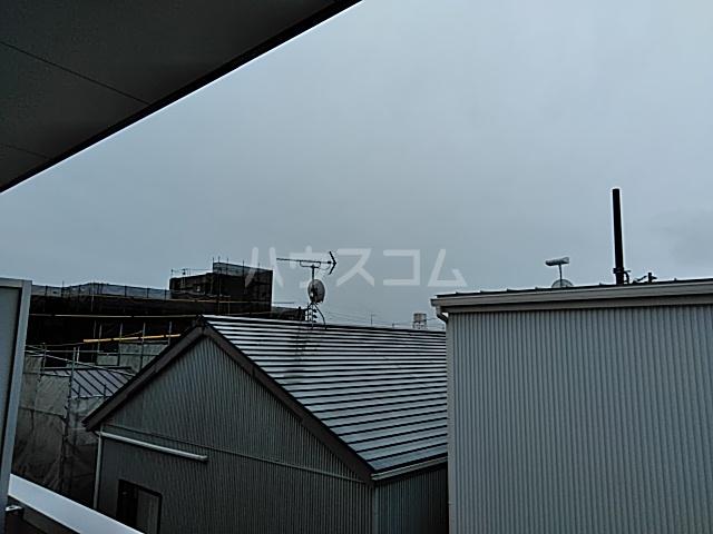 コーポ富士見 307号室の玄関
