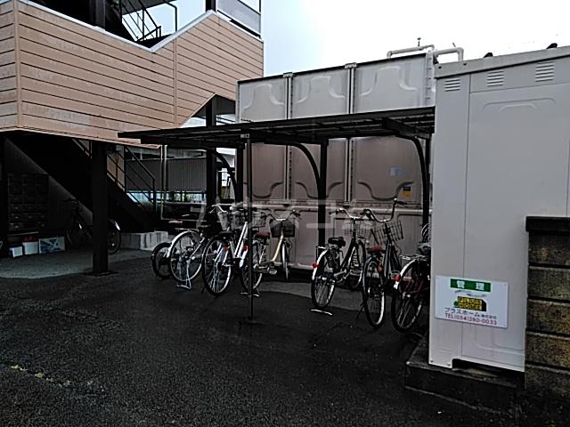 コーポ富士見 307号室の景色