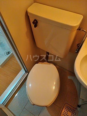 コーポ富士見 307号室の洗面所