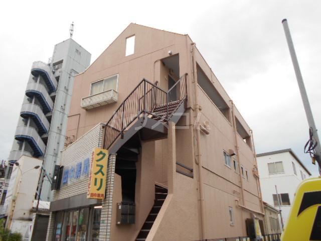 田中薬局ビル外観写真