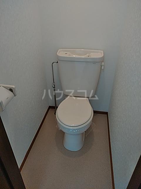 カルムⅡ 106号室のトイレ