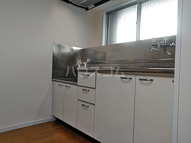 きさらぎビル 107号室のキッチン