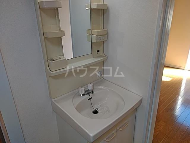 きさらぎビル 107号室の洗面所