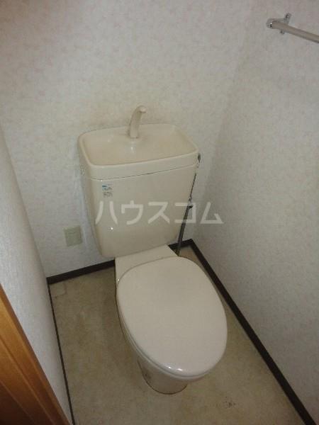 ボア ソルテ 105号室のトイレ
