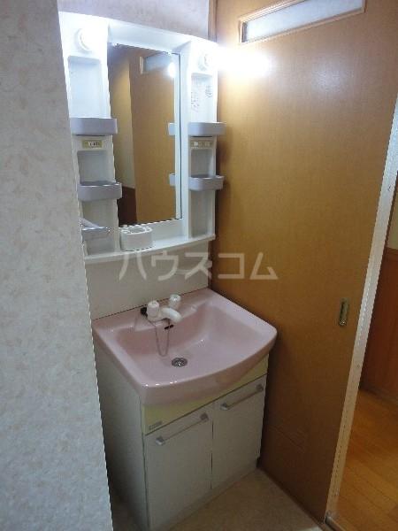ボア ソルテ 105号室の洗面所