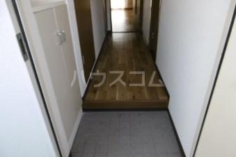 グランリーオ 205号室の玄関