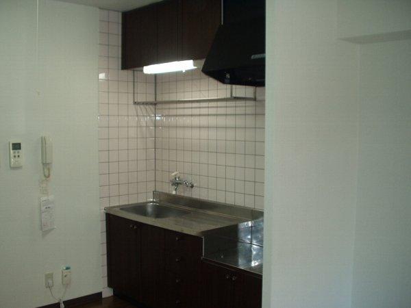 グランリーオ 205号室のキッチン